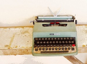 Dusty Typewriter 2